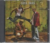 SALE ITEM - Vincy - Soca Dans (Y3Y) CD